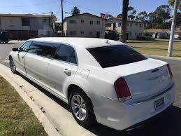 chrysler car white chrysler 300 limousine for sale
