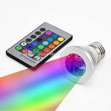 Led Color Changing Light Strips by Multi Color Changing Led Bulb With Remote Controller 48