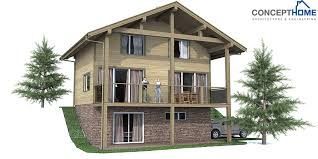 59 Best Small House Images by Small House Plan Ch59 Design To Small Lot With Three Floors