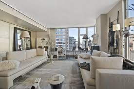an elegant apartment in tribeca
