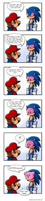mario and sonic and imgur