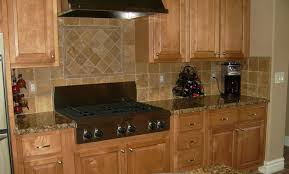 backsplash contemporary ceramic backsplash wrapping kitchen