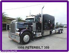 peterbilt 359 truck ebay