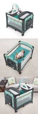Playard With Changing Table Graco Pack N Play Nearby Napper Playard Bun In The Oven