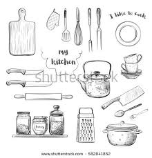 kitchen utensils stock images royalty free images u0026 vectors