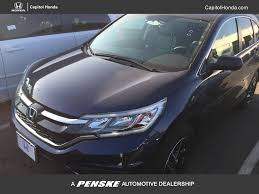 2016 used honda cr v awd 5dr se at capitol honda serving san jose