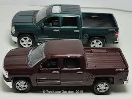 matchbox chevy silverado 1999 two lane desktop silverado to silverado kinsmart 1 32 vs maisto