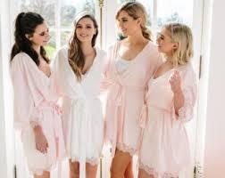 and bridesmaid robes bridesmaid robes etsy