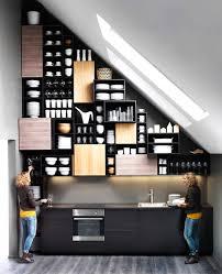 rangement haut cuisine des rangements malins pour une cuisine pratique inspiration cuisine