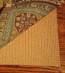 Rug On Carpet Pad Gorg Rugpads