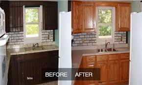 kitchen cabinet refacing before and after photos kitchen refacing before and after radionigerialagos com