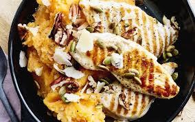 cuisiner des filets de poulet stoemp croquant de patates douces filet de poulet cuisine et