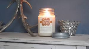 candle review milkhouse candles christmas cookie dough youtube