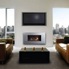 pleasant and appealing gas fireplace insert modern meant for home