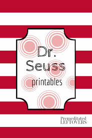 30 dr seuss crafts activities and printables