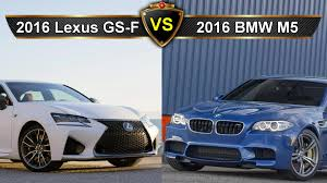 2016 lexus gs f new 2016 lexus gs f vs bmw m5 by the numbers youtube