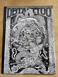 ding bao traditional skull buddha koi flash book