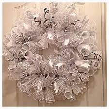 white deco mesh best 25 deco mesh ribbon ideas on mesh ribbon ribbon
