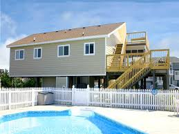 Cottage Rentals Virginia Beach by South Wind 5 Bedroom Sandbridge Beach Rental Sandbridge Beach