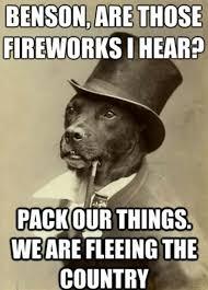 Fireworks Meme - top 20 weekend meme thug life meme