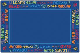 Kids Carpets Carpets For Kids Read To Dream Border Kids Area Rug U0026 Reviews