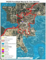 Franklin Maps 2015 U2013 2020 St Louis Regional All Hazard Mitigation Plan Maps