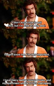 Ron Burgundy Meme - the legend of ron burgundy funny pictures quotes memes funny
