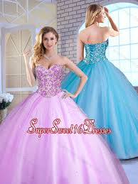 fifteen dresses gown beading sweet fifteen dresses with sweetheart