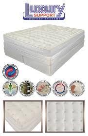 Sleep Number Innovation Series I10 Bed Reviews Amazon Com King Size Innomax Medallion Adjustable Sleep Air Bed