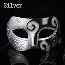 masquerade masks men multi color silver tone noble italian masquerade masks for men
