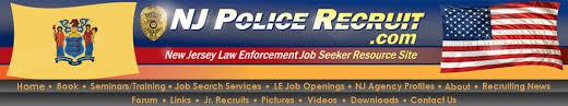 nj police recruit nj municipal police departments civil service