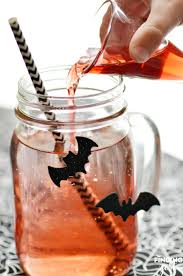 bloodshot halloween drink for kids finding zest