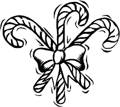 coloring pages candy cane color page candy cane color pages for