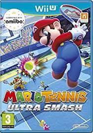 super smash bros wii u black friday amazon mario tennis ultra smash nintendo wii u amazon co uk pc