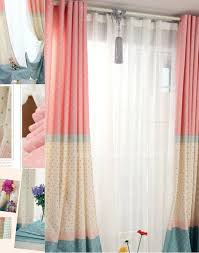 Beige And Pink Curtains Decorating Room Modern Curtain Curtains For Chic Beige