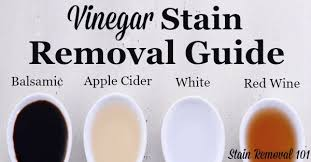 Getting Blood Out Of Upholstery Vinegar Stain Removal Guide For Apple Cider Balsamic U0026 Red Wine