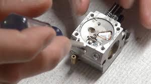 stihl carburetor rebuild stihl 036 youtube
