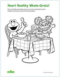 9 best sesame street coloring pages images on pinterest coloring