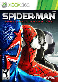 amazon com spider man shattered dimensions xbox 360 video