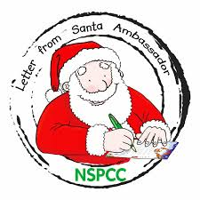 nspcc personalised letter from santa