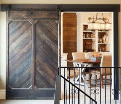 barn doors home offices with sliding barn doors