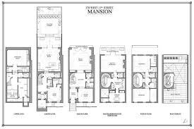 Greek Revival Floor Plans Rupert Murdoch U0027s West Village U0027pad U0027 Back On Market Streeteasy