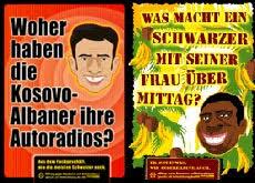 antirassismus sprüche rassismus mit provokation bekämpfen swi swissinfo ch