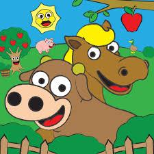 animal pre learning games kids skills farm free