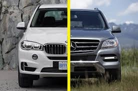 lexus x5 2015 bmw x5 vs mercedes benz ml350 bluetec 4matic visual comparison