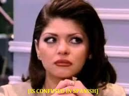 Soraya Meme - confused in spanish soraya montenegro know your meme