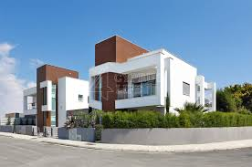 Townhouse Or House 4 Bedroom Villa In Germasogeia Limassol Aurora Residences