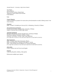 theatre resume example cover letter best resume template for high school student resume cover letter resume ex les for high school students on acting resume makerbest resume template for
