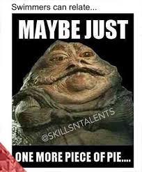 Jabba The Hutt Meme - yeah not too proud of this swim team pinterest swimming