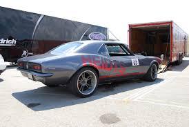 pro 68 camaro heidts 68 camaro on grip equipped wheels